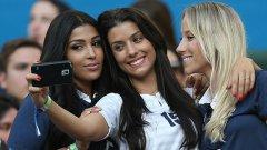 Футболистите на Франция бяха сред тези, които пътуваха за световното първенство в Бразилия с приятелките и съпругите си. Над тях и останалите им колеги обаче тегнат други забрани...