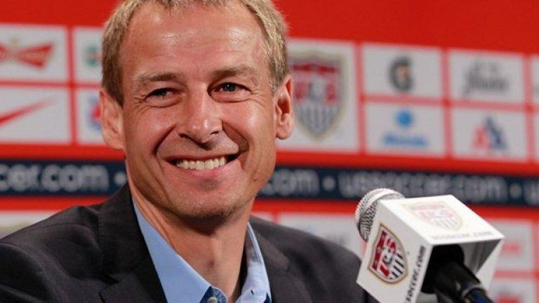 През 2008 г. Байерн предпочете Юрген Клинсман за треньор пред Клоп