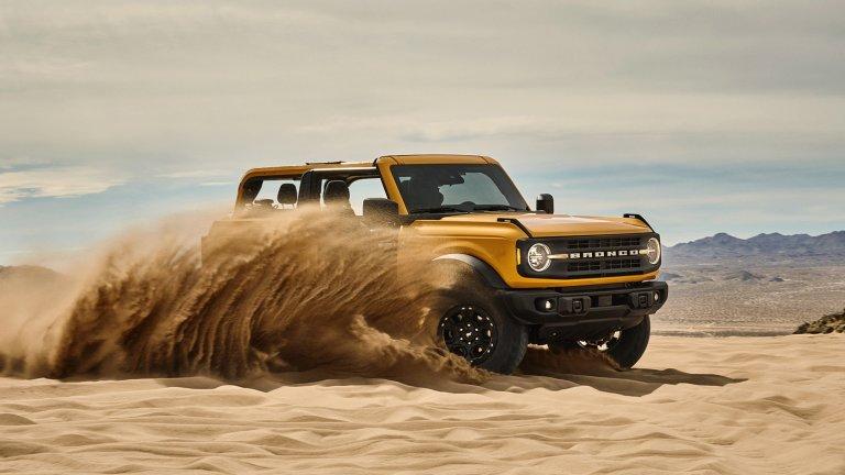 Компанията отвръща на удара на Hummer EV и Jeep Wrangler