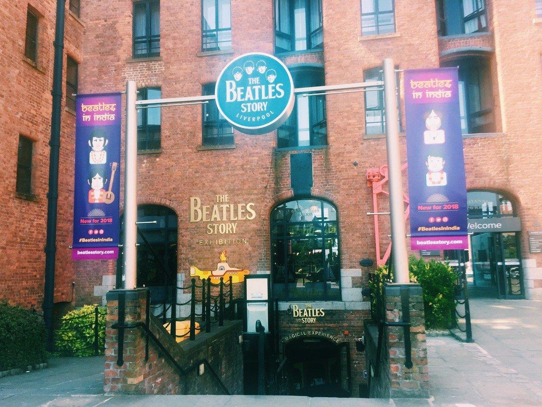 Музеят на Beatles е сред задължителните точки
