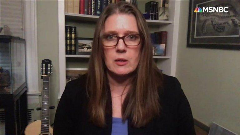 Според Мери Тръмп демонстрациите са били перфектен символ за целия му мандат