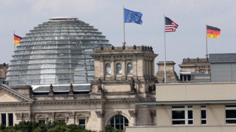 4. Германия  Най-голямата европейска икономика и най-гъсто населената страна в ЕС, Германия от години играе ролята на стабилизиращ фактор за континента. Страната разполага с голяма база от висококвалифицирана работна ръка, стабилна социална система и голямо политическо влияние - най-вече в Европа, но и в света.