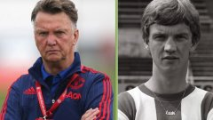 Луис Ван Гаал изглежда почти същия, както и преди почти 40 години. Не така стоят нещата с повечето от останалите мениджъри във Висшата лига. Вижте ги...