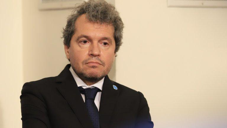 Партията на Слави Трифонов се регистрира за предстоящите парламентарни избори