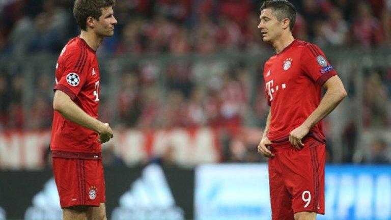 """Томас Мюлер – една от големите жертви на времето на Анчелоти в Бавария бе местният герой Томас Мюлер. Впоследствие обаче нападателят все още е в Байерн, а италианеца – вече го няма. """"Не знам какво точно иска треньорът"""", каза в един момент Мюлер, който имаше ужасен минал сезон с едва пет гола в 29 мача в Бундеслигата, а от началото на този е с един в шест."""