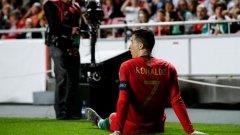 Роналдо вярва, че ще е напълно възстановен за първия мач на неговия Ювентус с Аякс от четвъртфиналите на Шампионската лига