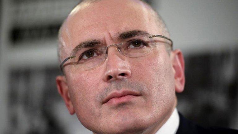 Ходорковски излезе от ЮКОС, която бе национализирана, а той- осъден и бе амнистиран от Владимир Путин в края на миналата година