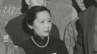 """Китайската """"Мадам Кюри"""" - Чиен Шиун Ву"""