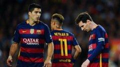 В класацията има по двама от Барселона, Реал Мадрид и Манчестър Сити, както и трима от Манчестър Юнайтед.