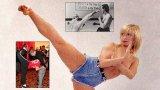 Синтия Ротрок е кралицата на екшъните от 90-те