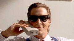 За ролята си на Патрик Бейтмън Крисчън Бейл се е подготвял като тренирал по 3 часа на ден, избелвал си е зъбите и е използват различни балсами и лосиони за лице