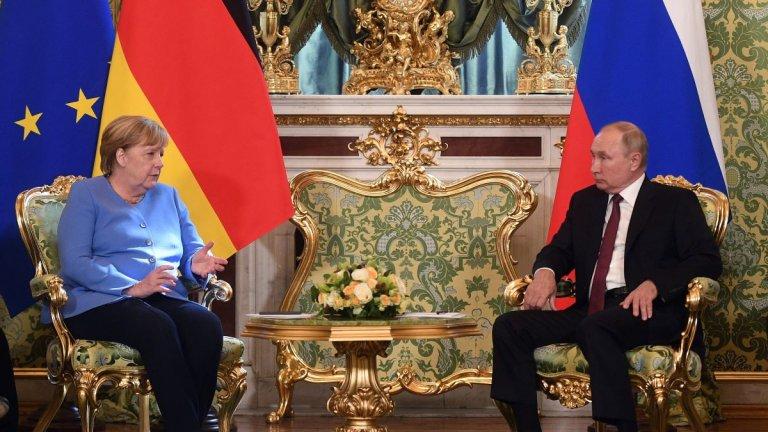 Двамата лидери обсъдиха и ситуацията в Афганистан