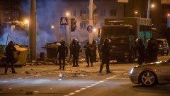 Втора нощ на сблъсъци в Беларус, един загинал и десетки арестувани