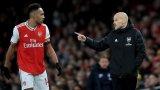 Фреди Люнгберг не успява да вдигне Арсенал след уволнението на Унай Емери