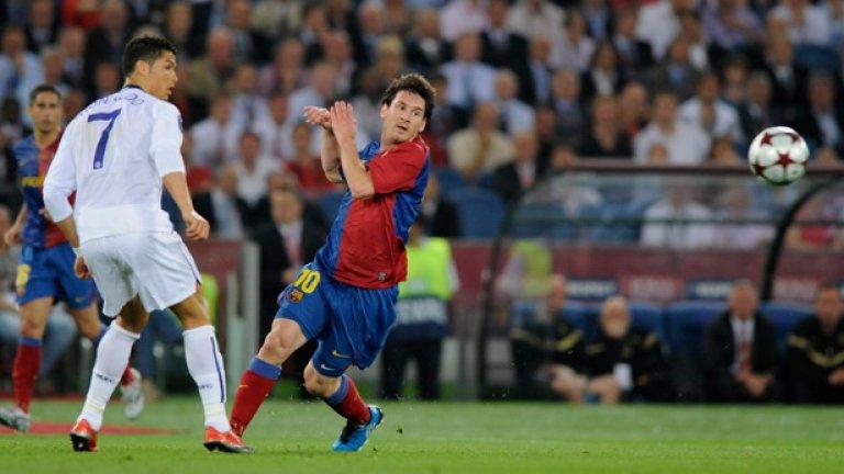 Представете си ако имахме още десет като Кристиано Роналдо и Лео Меси!