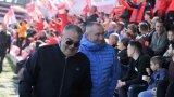 Мъри отрече за Левски