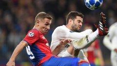 Играчите на ЦСКА Москва удържаха Реал в голямата битка и се поздравиха с изненадващ успех