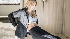 Заповядайте на открита тренировка по табата с Nike+ Run Club