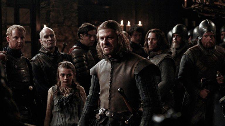 Game of Thrones - най-доброто фентъзи шоу в историята