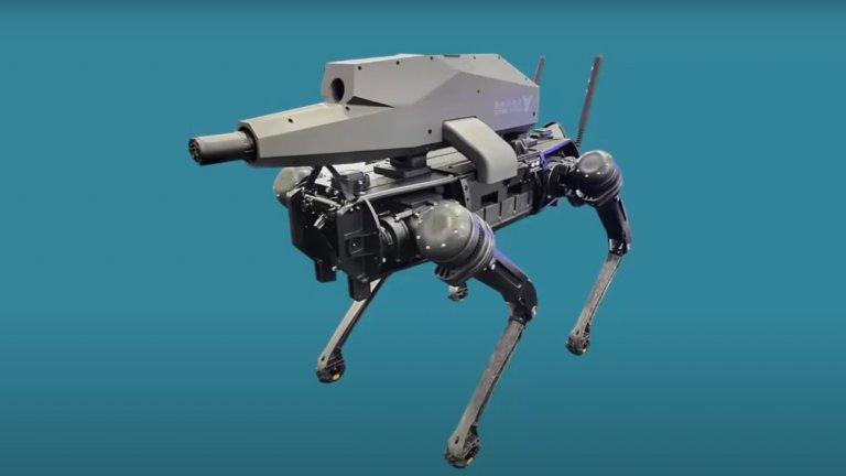Oще сме доста далеч от Терминаторите, водещи след себе си роботизиран апокалипсис, но е хубаво да имаме едно на ум