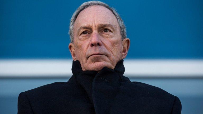 9. Майкъл Блумбърг (Bloomberg) Държава: САЩ Богатство: 55,5 милиарда долара