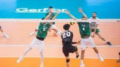 България изпусна своите шансове срещу Япония и загуби, макар че се бори до последно