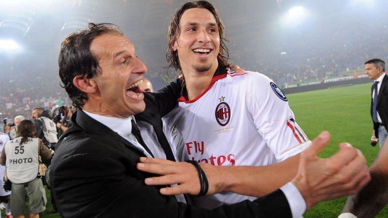 """Масимилиано Алегри Вече година и половина италианецът е без работа, след като се раздели с Ювентус въпреки успехите, които постигна начело на """"бианконерите"""". Алегри често е свързван с работа на Острова. На няколко пъти се твърдеше, че е близо до Арсенал, а сега е в списъта на Абрамович за наследник на Лампард. Треньорът спечели пет титли на Италия с Ювентус и една с Милан през 2011-а."""