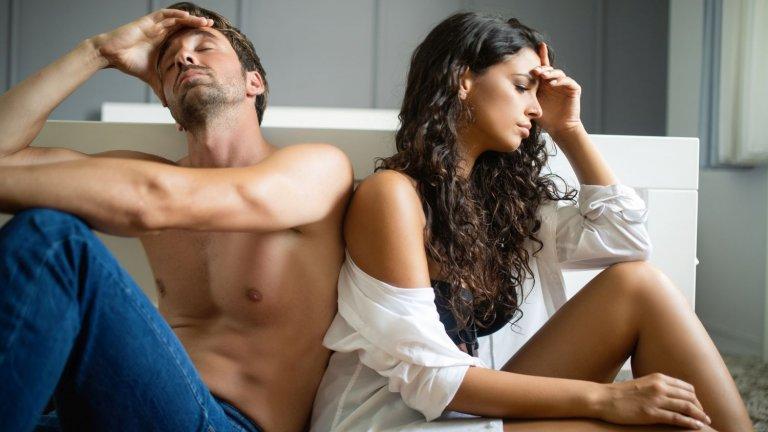 Мъжете знаят твърде малко за този често срещан проблем при жените. И това трябва да се промени.