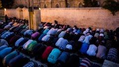 Храмовият хълм в Йерусалим има голямо значение за исляма