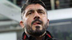 """Италианският гранд няма да има официална тренировка на """"Лудогорец Арена"""". В 19:30 часа Гатузо и играч на Милан ще дадат пресконференция преди мача."""