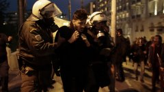 Според местните власти бойци на ИД могат да се насочат към Европа през гръцката територия