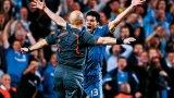 """""""Хвърчаха бутилки, чупеха се маси"""": Разказ от съблекалнята за гнева на Челси след съдийския позор срещу Барселона"""