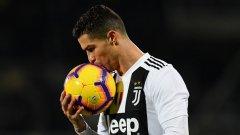 Кристиано Роналдо пази лоши спомени от играчите на Рома още от времето си в Манчестър Юнайтед