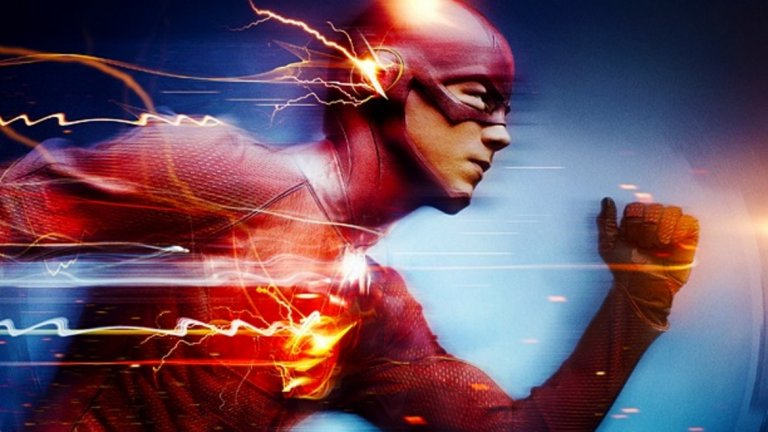 """The Flash / """"Светкавицата""""  От цялата вселена на DC Comics, сериалът за Светкавицата - най-бързият човек на света - сякаш се получава най-добре и най-семейно ориентиран. В него насилието е сведено до минимум и далеч не се показва особено графично. Освен това самата история е интересна и напрегната, което позволява човек да се почувства емоционално ангажиран. Това прави приключенията на Светкавицата и приятелите му доста добър избор за сериал, който да гледаш с приятели или със семейството."""