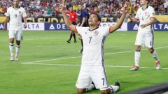 Бака отбеляза гола, с който Колумбия спечели третото място на турнира.