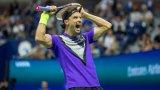 Григор Димитров е на полуфинал на US Open след титанична битка с Роджър Федерер!