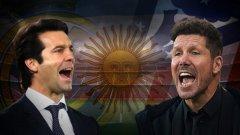 Двамата аржентинци начело на мадридските грандове помнят с добро моментите, в които пътищата им са се преплитали досега