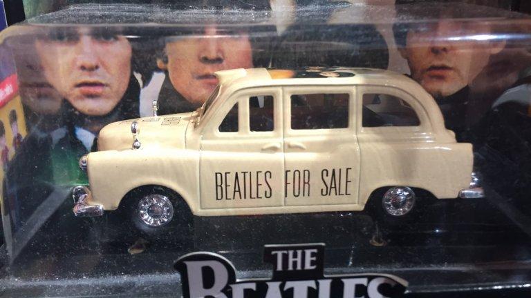 Beatles са навсякъде в Ливърпул