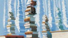 Вижте в галерията произведенията на зимна тематика, които могат да ви правят компания през студените дни