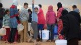 В Североизточна Сирия водоснабдяването е проблем, за който местните обвиняват Турция