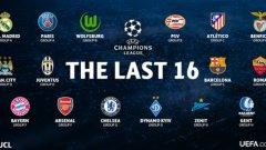Страхотни сблъсъци ни очакват на 1/8-финалите в Шампионската лига
