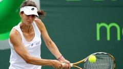 Цветана Пиронкова напусна Откритото първенство на Австралия още във втория кръг