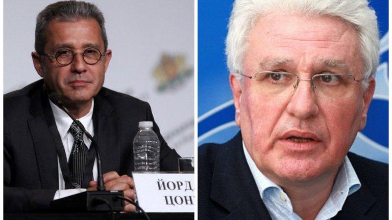 Христо Бисеров и Йордан Цонев - от СДС в ДПС И двамата са в политиката още от самото създаване на Съюза на демократичните сили. Цонев  успява да влезе в Националния съвет на партията през 2000 г., а Бисеров заема ключовия пост на главен секретар на партията в продължение на 6 години, преди да влезе в конфликт с Костов. В крайна сметка и Цонев, и Бисеров са изключени от СДС през 2001 г. заради обвинения в клиентелизъм. През 2005 г. обаче тандемът се завръща в парламента - този път от листите на ДПС, която по това време прави своето отваряне за етнически българи. Йордан Цонев все още е народен представител и член на бюджетната комисия в парламента, а кариерата на Христо Бисеров в политиката окончателно приключи в края на 2013 г., когато бе обвинен за данъчни престъпления заедно с доведения си син. Няколко години по-късно и двамата са оправдани.