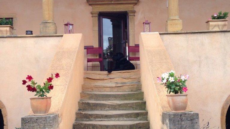 Във Франция къщата за гости е с особен статут