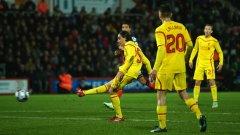 Лазар Маркович донесе победата на Ливърпул срещу Съндърланд