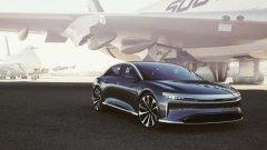 Целта е Lucid да изкарат автомобил до края на 2020 г.