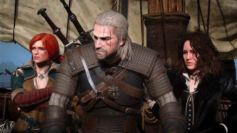 The Witcher 3: Wild Hunt (PC, PS4, Xbox One)  Красотата на огромния отворен свят; разнообразието от куестове, занимания и предизвикателства; подробните диалози; безупречното озвучение; дълбоката митология; красивият дизайн на героите и атрактивната бойна система – всичко това ви чака в класическата мрачна фентъзи игра на CD Projekt. Историята в The Witcher 3 става толкова дълбока, колкото бихте искали да бъде. Може да задавате допълнителни въпроси, да поемате множество странични куестове и да играете с избрано от вас темпо. Важното е, че нищо в света на играта не е черно и бяло и повечето решения, които ще вземете, имат последици. Историята е интересна и никой от героите й не е застрахован от превратностите на съдбата. The Witcher 3 предлага всичко, което почитателите на епичните фентъзи саги биха искали и дълбокият, заплетен и мрачен сюжет има всички шансове да се хареса на феновете на Game of Thrones.
