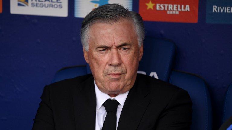 Причините за първата криза на Реал при Анчелоти