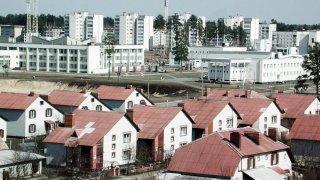 Славутич - комунистическият рай, построен след Чернобил