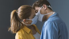 Или как страда интимният живот по планетата на фона на заразата от коронавирус
